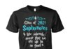 Class of 2021 sophomores we solemnly swear that we are up to no good shirt