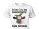 Cow let me check my giveashitometer nope nothing unisex cotton tee