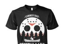 Crystal Lake Camp Counselor unisex shirt
