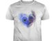Dallas Cowboys - New York Giants It's in my heart shirt