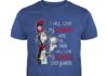 Dr Seuss I will love my Alabama Crimson Tide here or there shirt