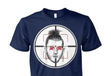 Eminem killshot Machine Gun Kelly unisex cotton tee