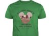Flower Mickey Mouse All I Care About Is Disney and Maybe 3 People and Food shirt and hoodie