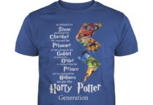Harry Potter generation We Defended The Stone shirt