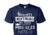 Hogwarts wasn't hiring so I teach muggles instead unisex cotton tee