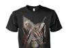 Horror movie weapons shirt