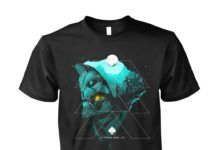 Hunter Guardian I'm coming home ace unisex shirt
