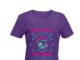 I am a stitch girl I was born with my heart on my sleeve shirt