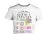 I love being nana spoil them with gifts fill them with sweets shirt