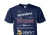 I'm a grandma and a Vikings fan which means I'm pretty much perfect unisex cotton tee