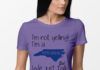 I'm not yelling I'm a North Carolina girl We just talk Loud shirt