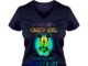 I'm that crazy girl who loves Mickey a lot shirt