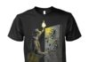 Indiana Jones meets Han Solo unisex shirt