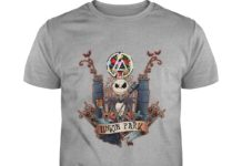 Jack Skellington Linkin Park shirt