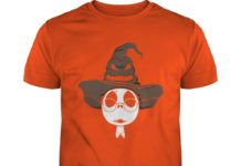 Jack Skellington as Harry Potter shirt