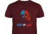 Jason Voorhees and Michael Myers Trick Or Treat shirt