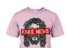 Jesus fake news shirt