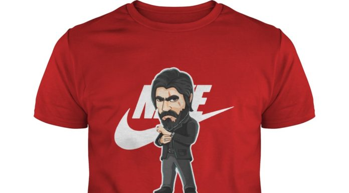 John Wick Fortnite Nike shirt