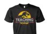 Jurassic Park teaching is a walk in the park unisex shirt