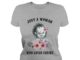 Just A Woman Who Love Chucky shirt