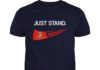 Just Stand US Marine Corps Flag shirt
