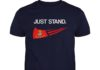 Just stand semper fidelis marine corps shirt
