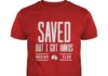 KevOnStage Saved But I Got Hands Boxing Club shirt