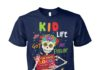 Kid life got me feelin' un poco loco unisex cotton tee