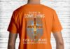 Lion Cross Believe in Something Even If It Means Sacrificing Everything shirt