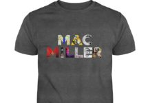 MAC MILLER KEEP YOURS MEMORIES ALIVE SHIRT