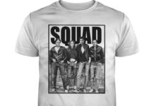 Michael Dwight Jim Pam squad unisex shirt
