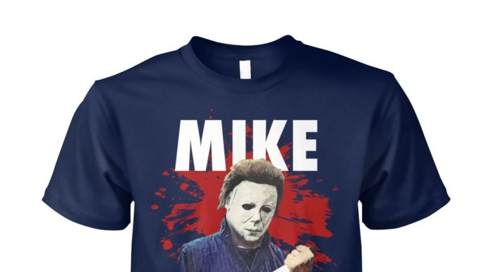 Mike just do it halloween shirt
