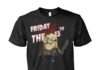 Minions Jason Friday the 13th shirt