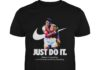 Muhammad Ali just do it believe in something unisex shirt