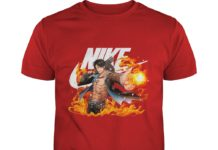 Nike One Piece D Ace shirt