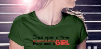 Once upon a time there was a girl who really loved Giraffes it was me the end shirt