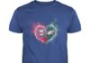 Philadelphia Phillies – Philadelphia Eagles It's in my heart shirt