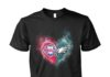 Philadelphia Phillies vs Eagles in my heart unisex shirt