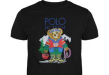 Polo hi tech bear unisex shirt