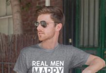 Real men marry bitches shirt