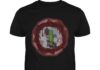 Rick and Morty badass pickle rick blow a hole in the chest unisex shirt