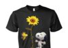 Snoopy Woodstock you are my sunshine unisex shirt