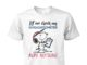 Snoopy let me check my giveashitometer nope nothing unisex shirt