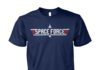 Space force fighter pilot shirt