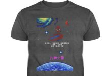 Spider Man kill your heroes be gay do crime shirt