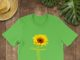 Sunflower Jesus shirt
