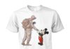 Thankful veteran Disney mickey mouse unisex cotton tee