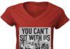 The Golden Girls You Can't Sit With Us shirt
