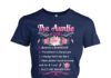 The auntie code bedtime is whenever hugs are mandatory shirt