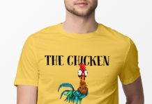 The chicken whisperer Hei Hei the Rooster Moana shirt